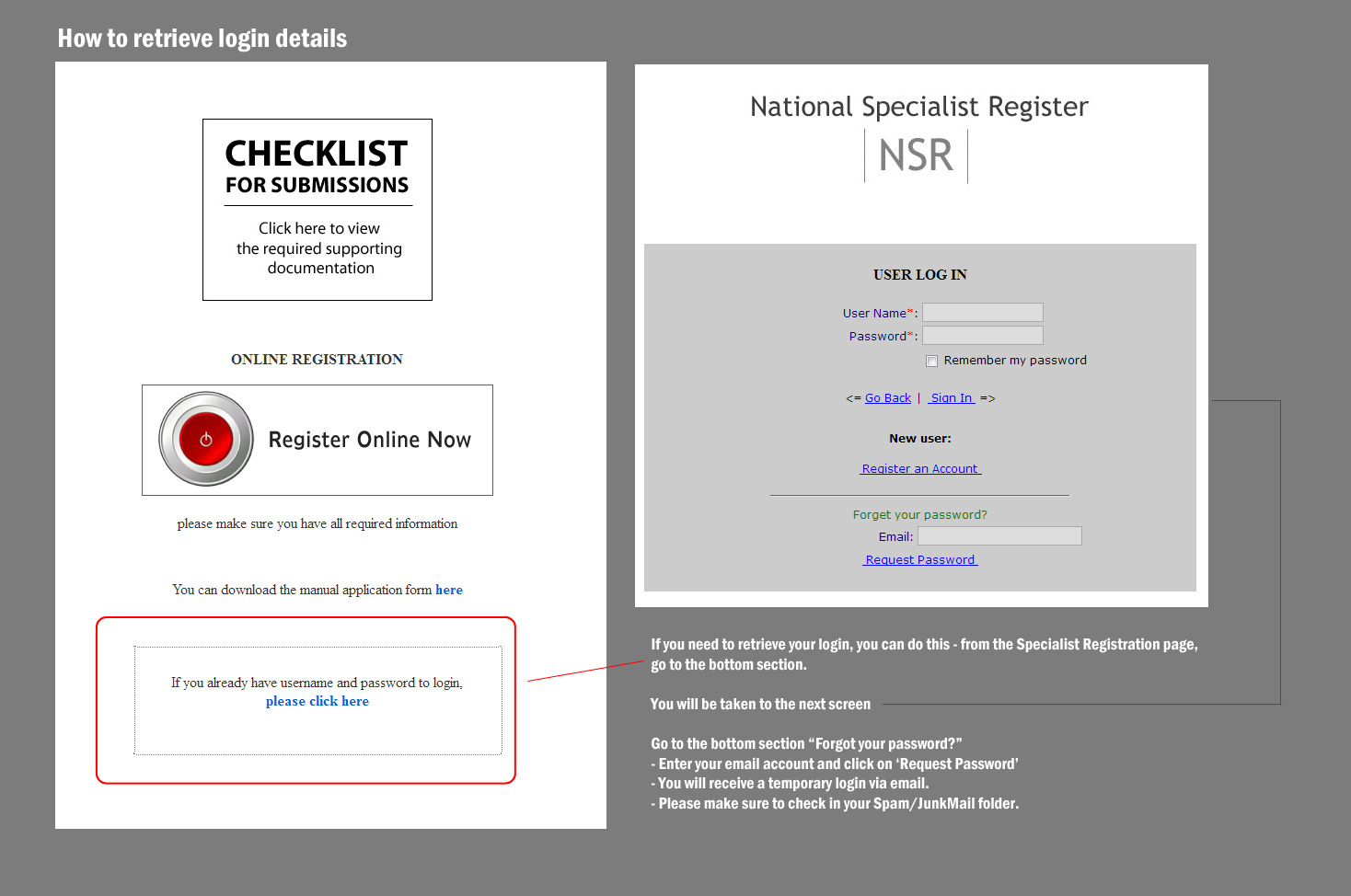 National Specialist Register of Malaysia